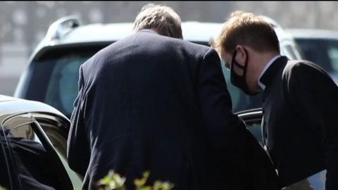 Cardenal australiano George Pell volvió a Roma tras ser absuelto de pederastia