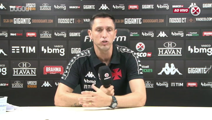 Diogo Siston fala do entrosamento dos jovens da base do Vasco