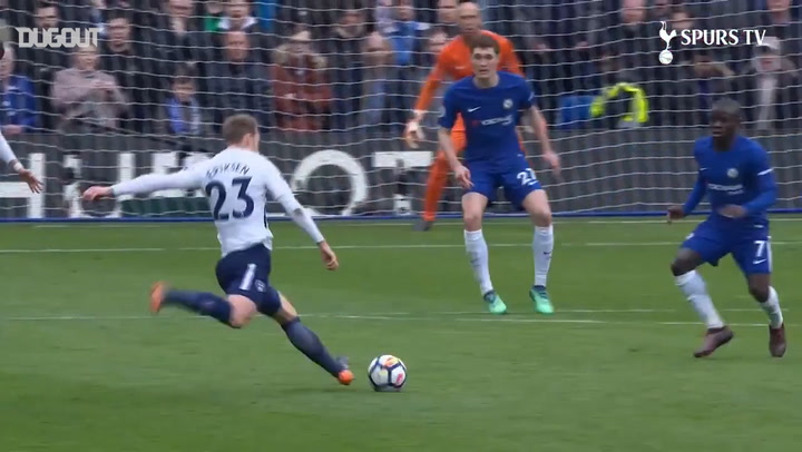 Spurs' best goals against Chelsea