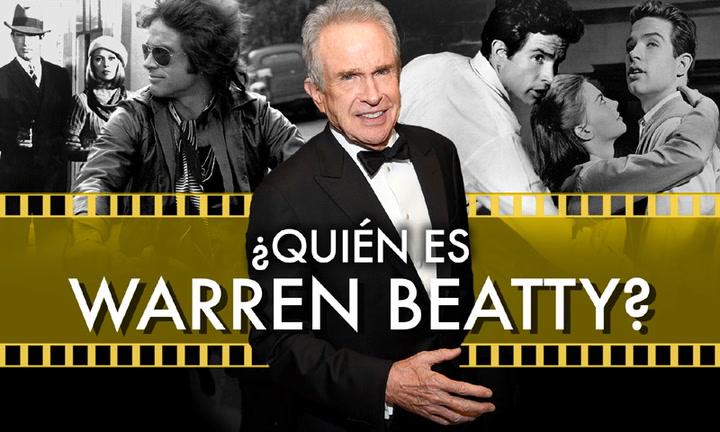 ¿Quién es Warren Beatty?