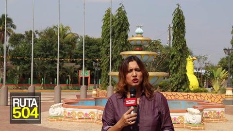 Ruta 504-San Marcos, Capital de los Juegos Tradicionales de Honduras
