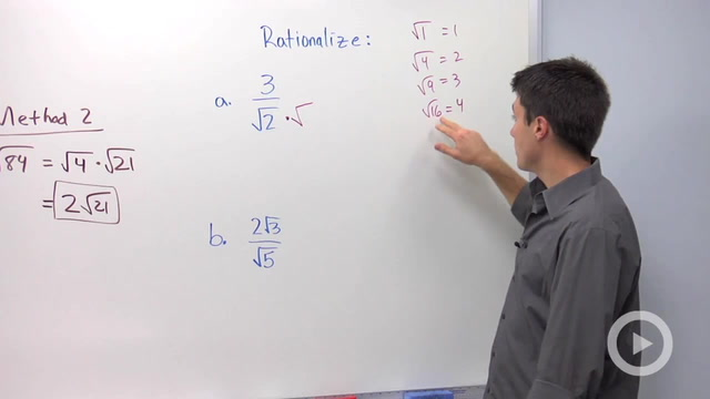 Square Root Operations - Problem 3