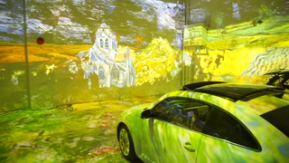 Autocine para ver a Van Gogh
