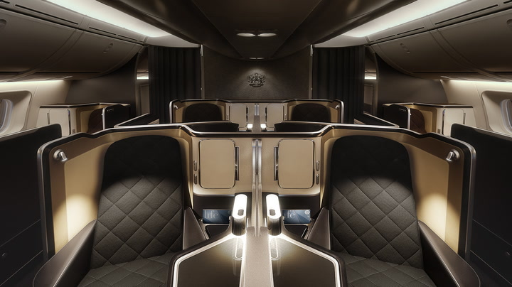 Fly first class on one of these airlines — for a small fortune.