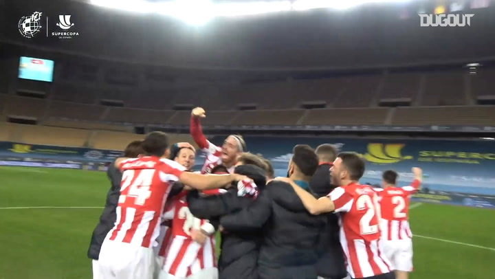 Behind the scenes: Athletic's final whistle reaction