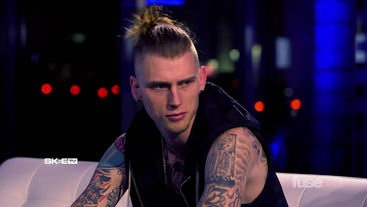 """MGK's Advice to Young Entrepreneurs: """"Lace Up"""""""