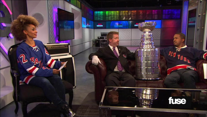 Shows: Top 20: Stanley Cup  What's Allowed, What's Not Allowed?