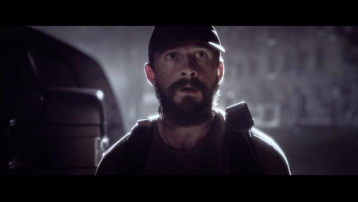 'Man Down' (2015) Trailer