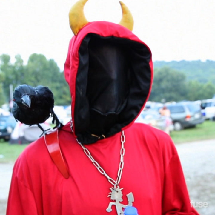 Inside the 2013 Gathering of the Juggalos