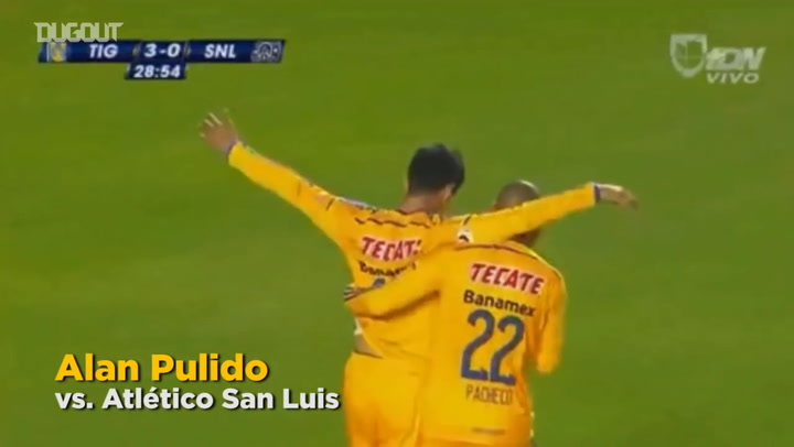 Five great goals from Tigres' 2014 Copa MX title