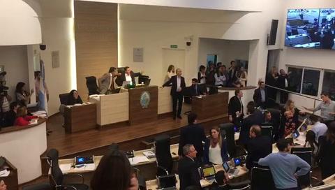 Los concejales aprobaron por unanimidad la emergencia social en Rosario
