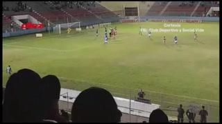 ¡Gol del Vida! Ángel Rodríguez coloca el 3-0 ante Honduras Progreso en La Ceiba