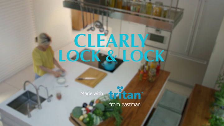 Preview image of Lock & Lock Clear Rectangular Containers video