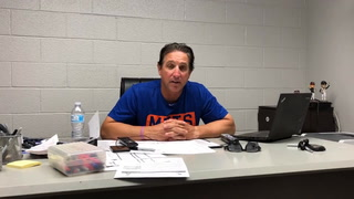 Tony DeFrancesco talks about the win over Salt Lake