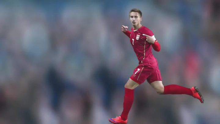Así juega Ivan Saponjic, nuevo fichaje del Atlético de Madrid