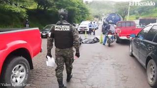 Mujer muere atropellada al perder el control en su motocicleta