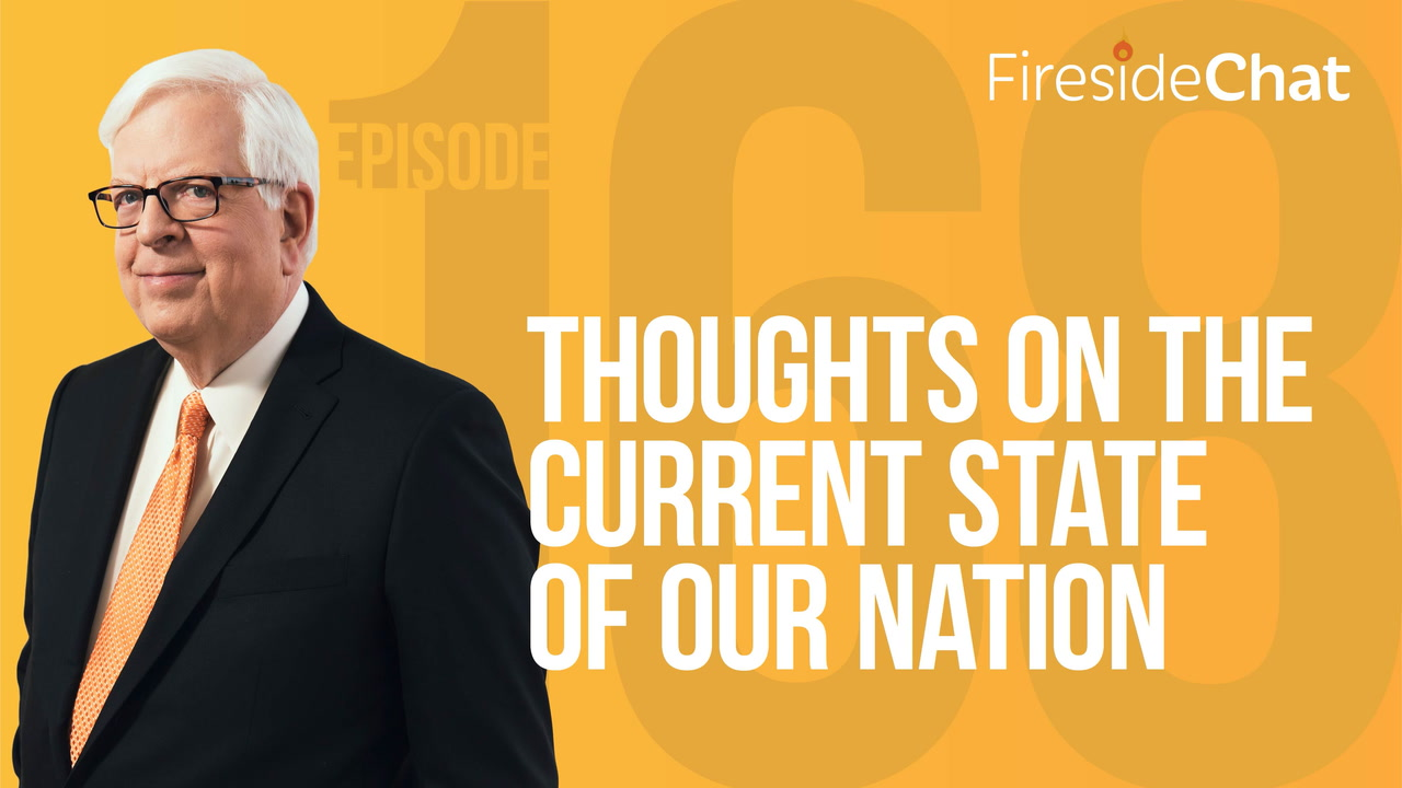 Ep. 168 — Thoughts on the Current State of Our Nation