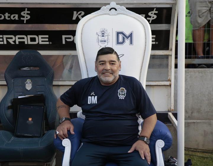 """Lucas Barrios: """"Maradona es una leyenda que nunca se va a morir"""""""