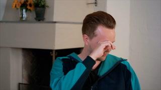 Gift i 18 timer: – Han bare gråt