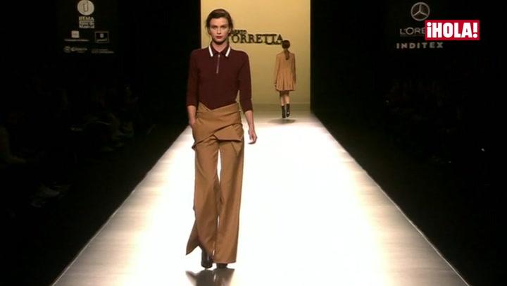 Fashion Week Madrid otoño-invierno 2016-2017: Roberto Torretta