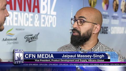 CFN Media Interviews Jaipaul Massey-Singh of ABcann Global