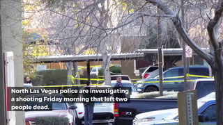 2 shot and killed in North Las Vegas