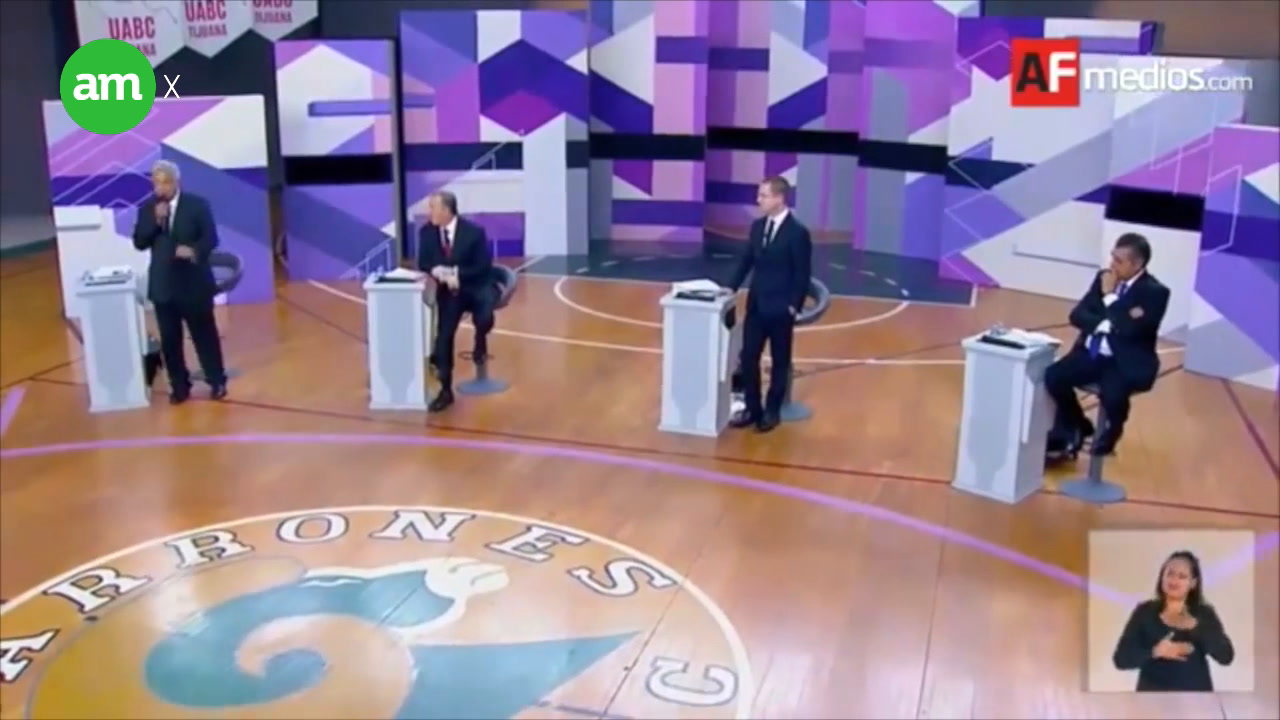 Video: Presidenciables debatieron de