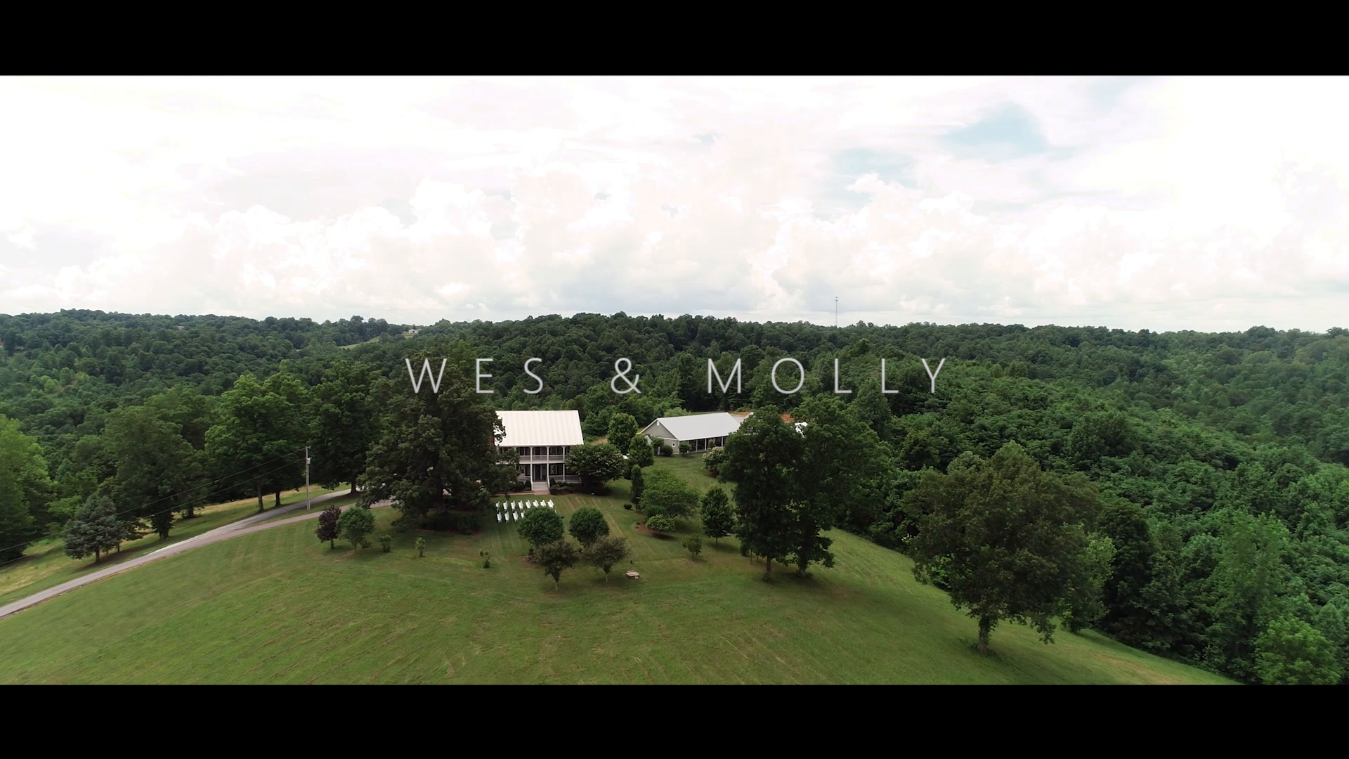 Wes + Molly | Charlotte, Tennessee | Front Porch Farms