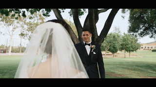 Keiko + Joey | Thousand Oaks, California | The Gardens at Los Robles Greens