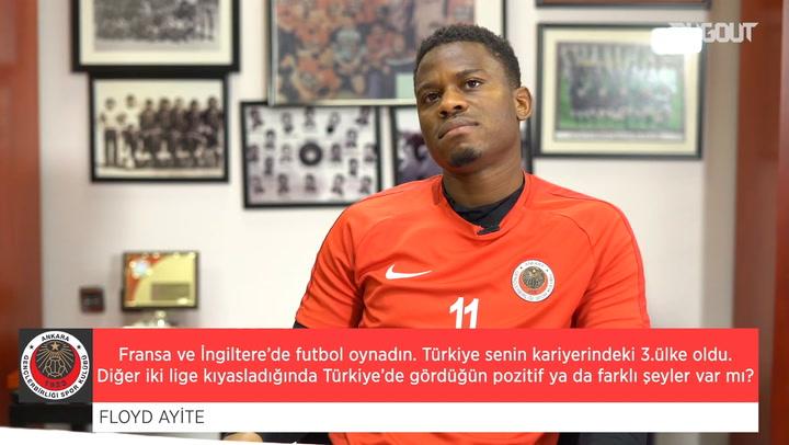 Floyd Ayite Özel Röportaj