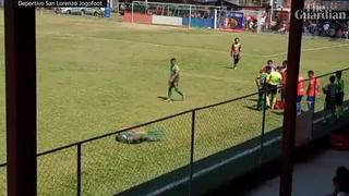 Realmente increíble: La peor simulación en la historia del fútbol, pasó en la tercera división de Guatemala