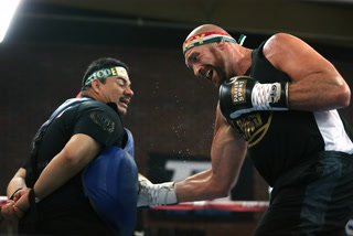 Tyson Fury opens up about family and his boxing career