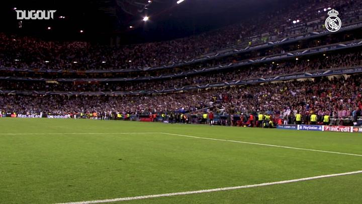 Kemenangan 'La Décima' Real Madrid Di Lisbon