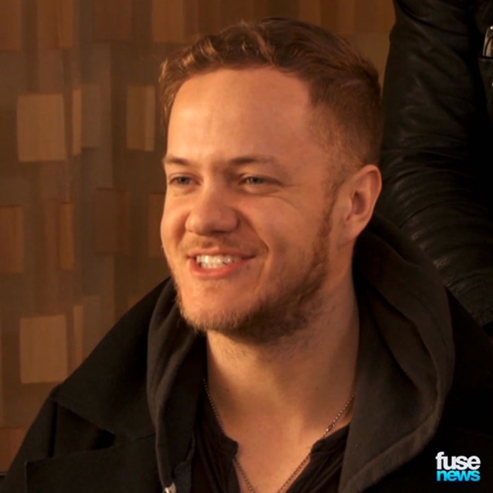 Imagine Dragons On Collaborating with Kendrick Lamar