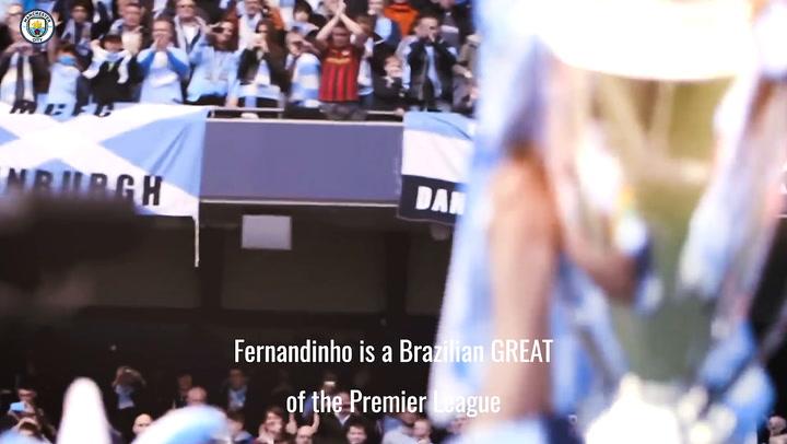 Fernandinho: The Premier League's greatest Brazilian