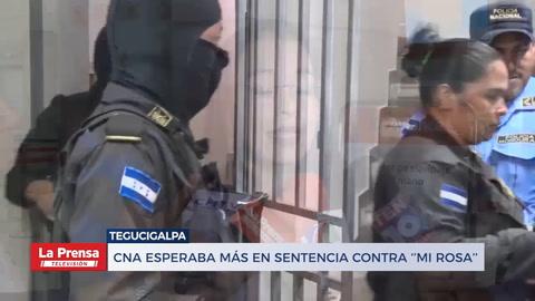 CNA esperaba más en sentencia contra ''Mi Rosa''
