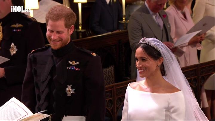 Los mejores momentos de la boda del príncipe Harry y Meghan Markle