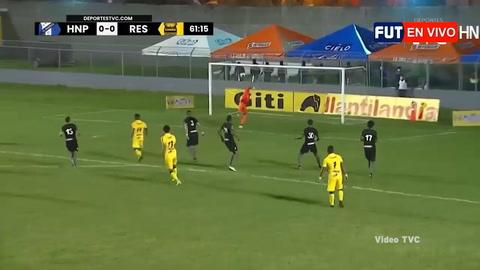 HNP 0-3 Real España (Liga Salva Vida 2020)