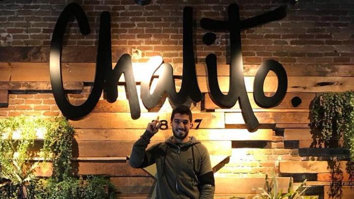 Así es el restaurante de Luis Suárez, Chalito Rambla