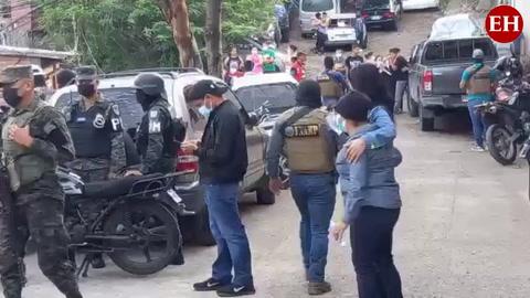 Joven pierde la vida durante enfrentamiento con policías en operativo