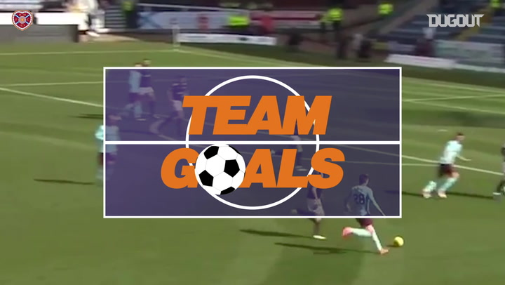 Team Goals: Heart of Midlothian's Best Of 2018