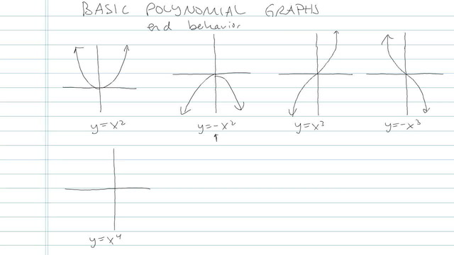 Basic Polynomial Graphs - Problem 4