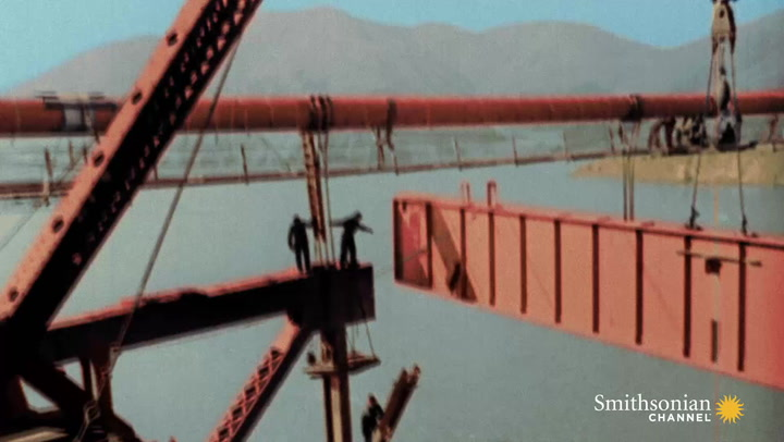 65d5cbbb85978 30 Workers Fell While Building the Golden Gate Bridge