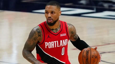 Odds of Damian Lillard becoming a New York Knick | What Are The Odds?