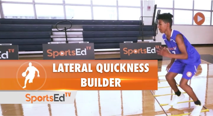 Lateral Quickness Builder