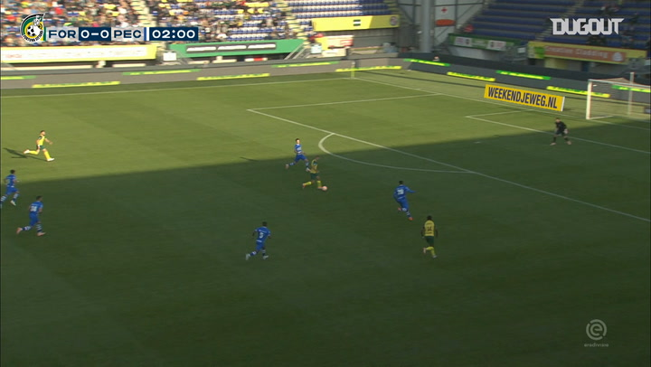 Double penalty delight sees Fortuna down Zwolle