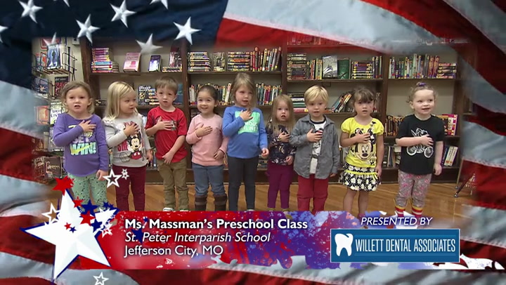 St. Peter Interparish School - Ms. Massman - Preschool