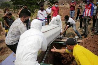 Honduras supera los 72 mil casos de COVID-19 y registra otros 20 fallecimientos