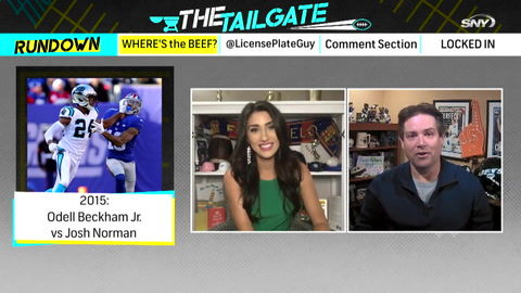 The Tailgate: Top NFL grudges, Cowboys vs. Giants week, and more!