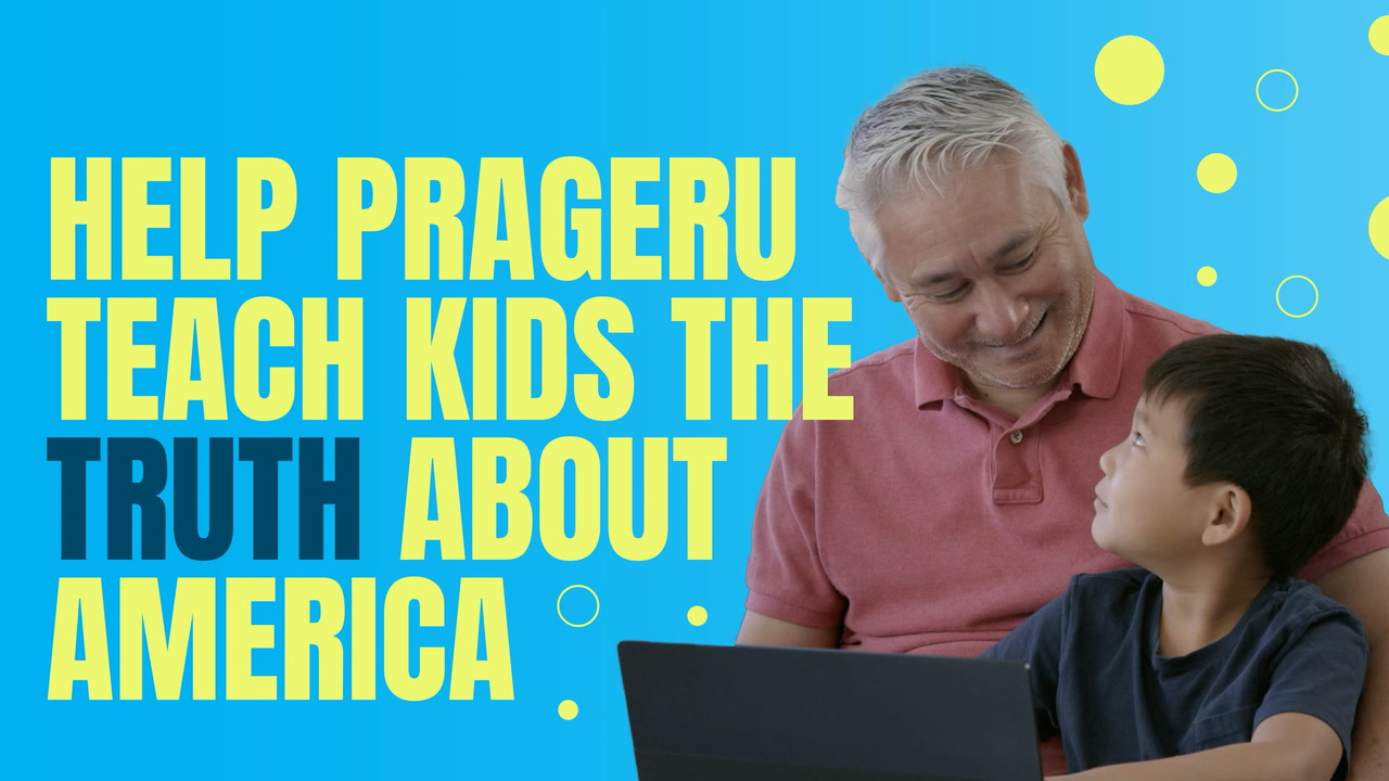 PragerU's Kids Shows for K-12th Grade Students